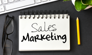 Pengertian Marketing dan Sales