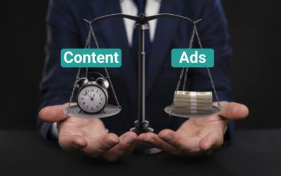 Konten Marketing VS Iklan, Mana yang Lebih Penting untuk Brand Anda?