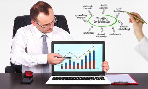 Cara Meningkatkan Traffic Website Bisnis yang Mendatangkan Penjualan