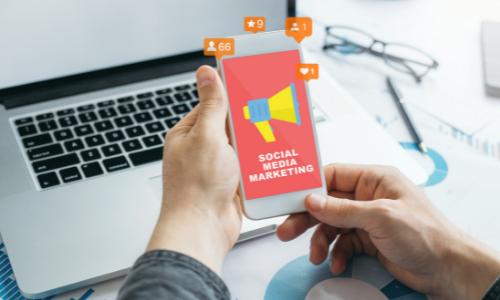 jenis sosial media marketing