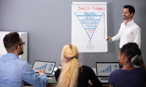 Apa Itu Sales Funnel dan Cara Memanfaatkannya untuk Bisnis Anda