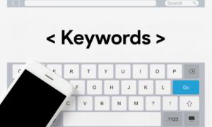research keyword